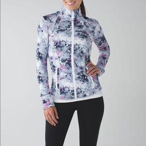 Lulu Lemon Define Jacket Floral Print